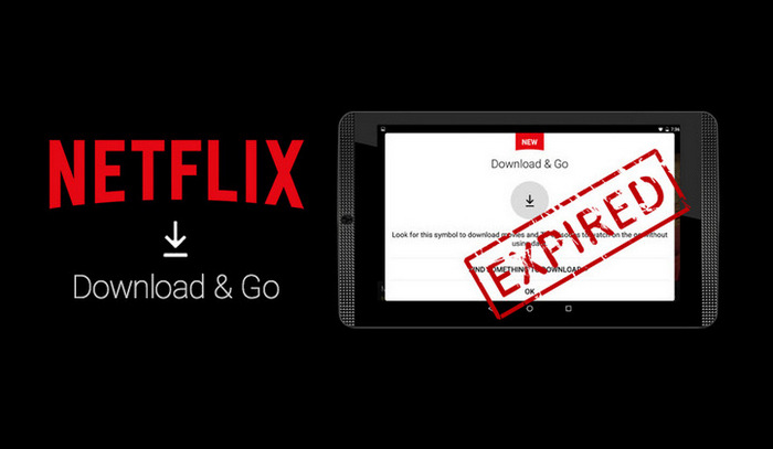 download netflix video before expire