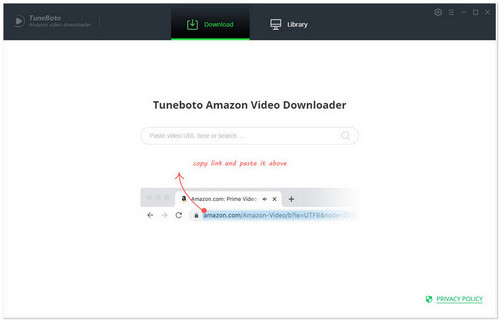 tuneboto amazon video downloader